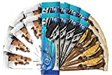 quest bars smore - Quest Nutrition Protein Bar Variety Pack, Including S'mores, Cookies & Cream & Chocolate Chip Cookie Dough, Pack of 24 …