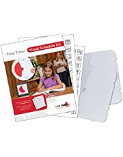 Time Timer Visual Schedule Kit Accessory - 8 inch