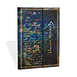 Monet Water Lilies Letter to Morisot Lined Midi Journal