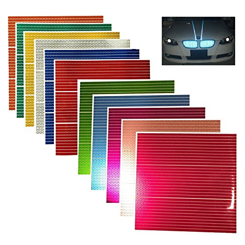 customTAYLOR33 High Intensity Reflective Straight Strips - (33) 12