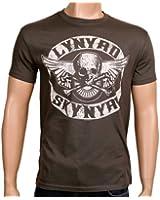 Coole-Fun-T-Shirts T-Shirt Lynyrd Skynyrd Biker MC - neu - T-shirt - Mixte