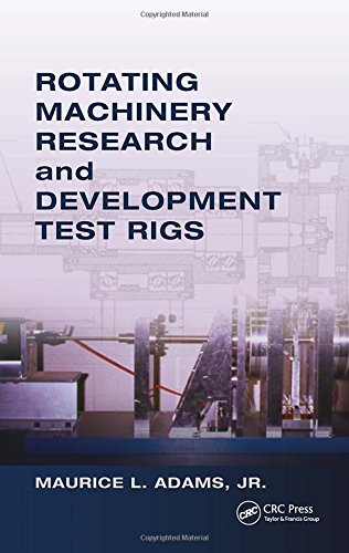 Rotating Machinery Research and Development Test Rigs-cover