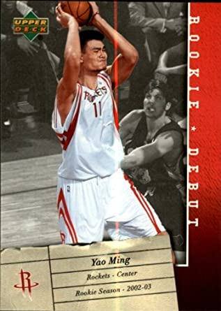 bd0abe3845d40 Amazon.com: 2006 Upper Deck Rookie Debut Basketball Rookie Card ...