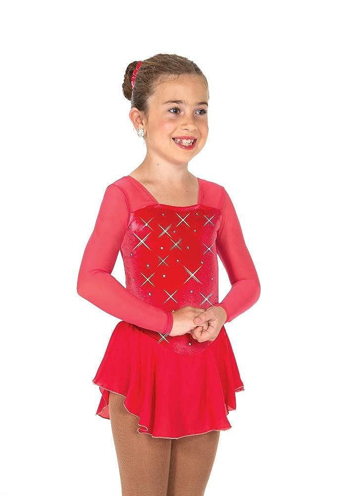 かわいい! Jerry Skating World DRESS Jerry ガールズ World B079TC6R2Y Size DRESS 10-12|レッド レッド Size 10-12, コトオカマチ:843a023c --- a0267596.xsph.ru