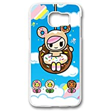 Tokidoki Donutella and Friends for Iphone and Samsung Galaxy Case (samsung s6 white)