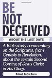 Be Not Deceived, Robert Burke Burns, 1615078525
