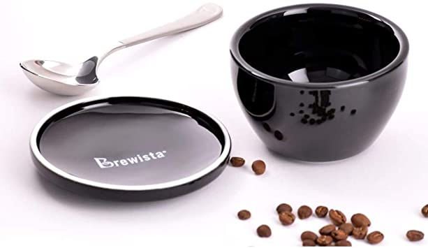 Professional brewista coffee cupping bowl