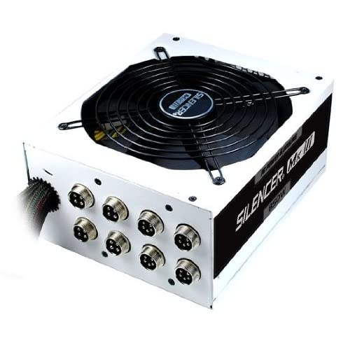 PC Power & Cooling Silencer Series 850 Watt (850W) 80+ Gold