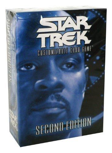 (Star Trek 2nd Edition CCG Federation Ben Sisko Pre-Constructed Starter Deck by Decipher)
