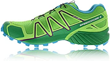 Salomon Speedcross 4 CS Womens Trail Running Shoes AW16