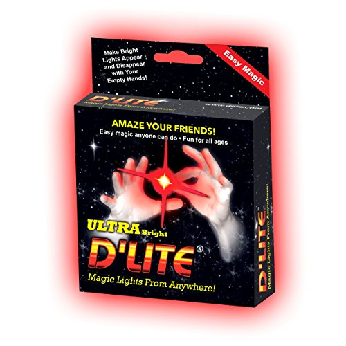 D'lite - The Greatest Thing to Hit the Magic Market Since Cups and Balls! Set of 2. (Regular, Dazzle)