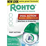 Rohto Cool Redness Relief 0.4 Fl Oz - 2 Pack