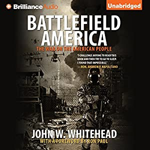 Battlefield America Audiobook