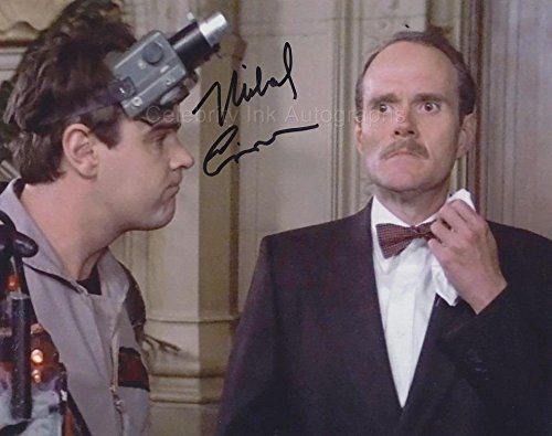 MICHAEL ENSIGN as the Hotel Manager – Ghostbusters GENUINE AUTOGRAPH
