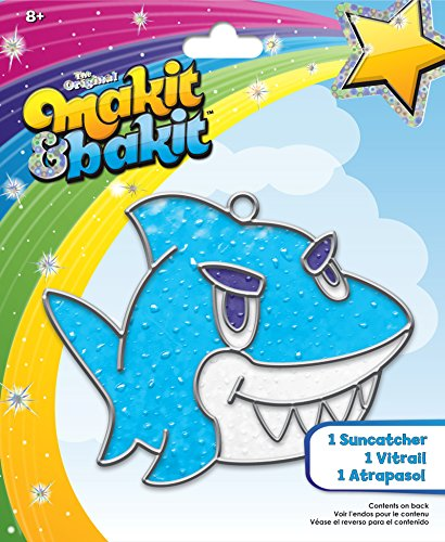 colorbok-tb-68607-makit-and-bakit-suncatcher-kit-shark