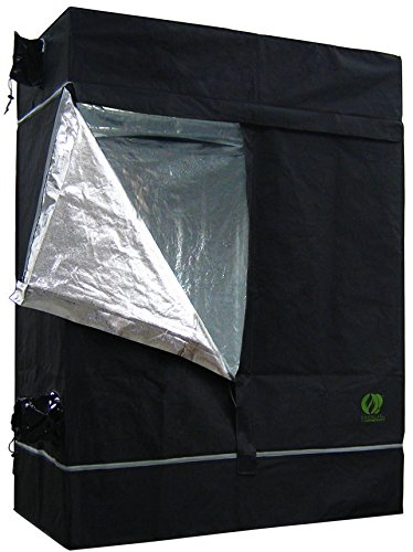GrowLab 706860 Grow Tent, 59 In x 31 In x 79 In Brown/A