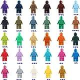Wholesale 29pcs/lot Different kinds of Pure Colors Building Blocks Kids Toys