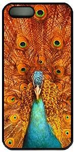 Peacock Design Iphone 5 5S Case