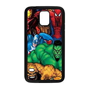 Samsung Galaxy S5 Cell Phone Case Black Marvel Comics Superheroes (2) GY9148505