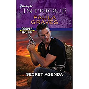 Secret Agenda Audiobook