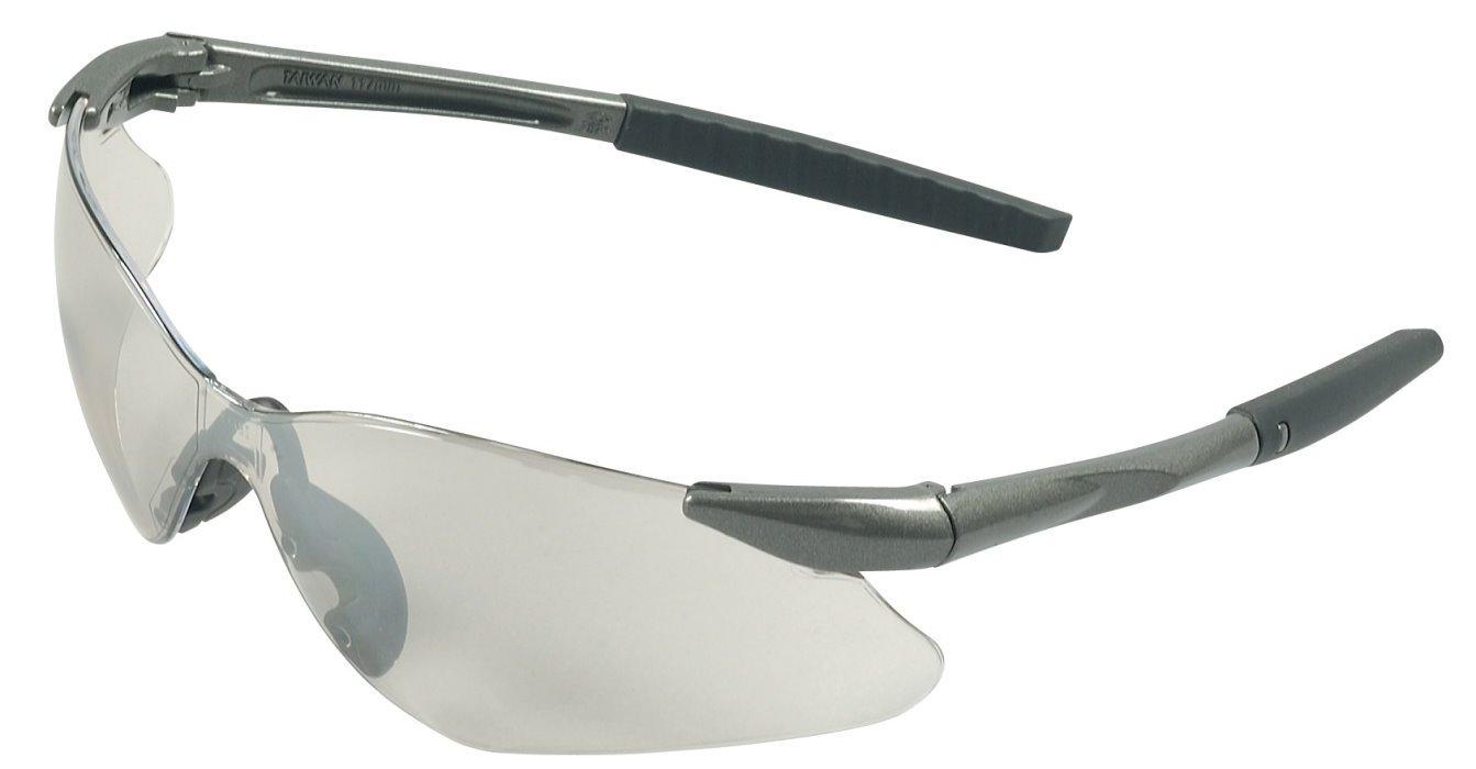 Jackson Safety 29112 V30 Nemesis VL Safety Eyewear Indoor//Outdoor Anti-Scratch Lenses Gunmetal Kimberly-Clark Professional 138-29112