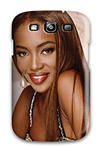Cute Appearance Cover/tpu AhTcAqy4463CHfOW Beautiful Naomi Campbell Case For Galaxy S3