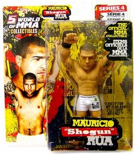 Round 5 World of MMA Champions UFC Series 4 Action Figure Mauricio