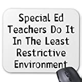 Zazzle Special Ed Teachers Mouse Pad