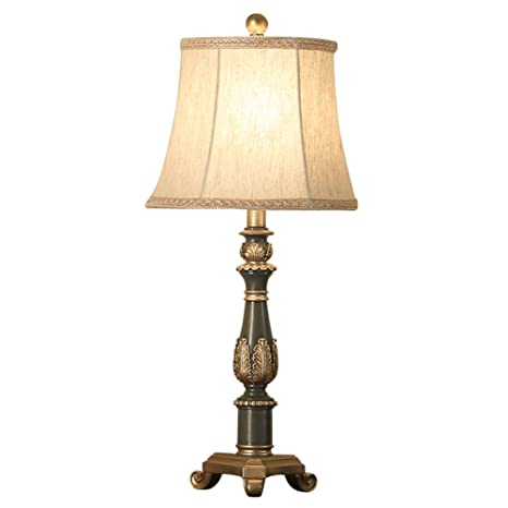 Vintage/Table Lamps Dimmable, Classic/Accent Desk Lamp/Nightstand ...