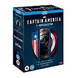 Captain America 1-3 Triplepack