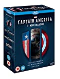 DVD : Captain America 3 Movie Collection