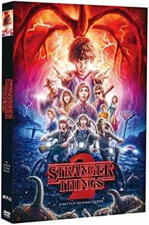Stranger Things Season 2 DVD, 2017, 3-Disc Set