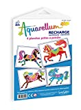 REFILL- Aquarellum Horses junior by Sentosph�¨re
