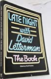 Late Night with David Letterman, David Letterman, 0394741919