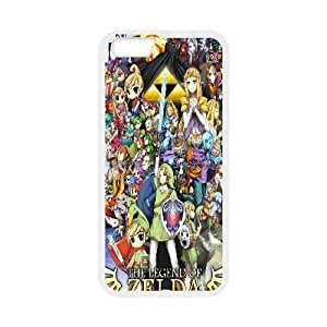 iPhone6 Plus 5.5 inch Phone Cases White The Legend of Zelda FSG540452