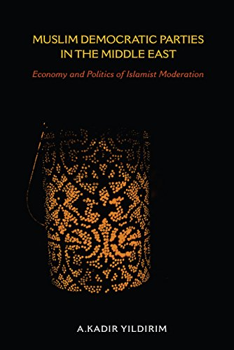 Muslim Democratic Parties in the Middle East: Economy and Politics of Islamist Moderation (Indiana Series in Middle East