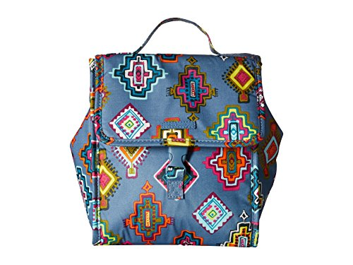 (Vera Bradley Women's Lunch Sack Painted Medallions One Size)
