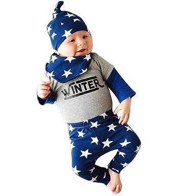 2 Stück Neugeborenes Kleinkinder Babys Junge Mädchen Kleidung T Tops Hose Kostüm