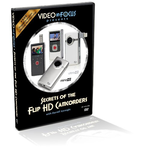 Secrets of the Flip HD Camcorders (Hd Camcorder Flip)