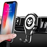 Cell Phone Holder for Car, Cat Style Gravity Auto-clamping Air Vent Car Holder Vent Mount for iPhone X/8/8 Plus/7/7 Plus Samsung Galaxy S9/S9 Plus/S8/S8 Plus and more by ZHUAIMAO