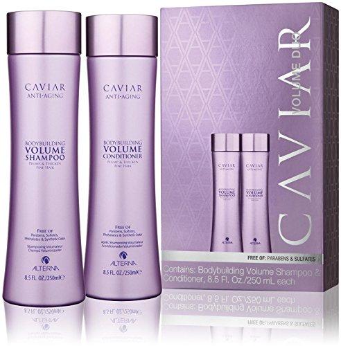 Alterna Caviar Volume Duo Kit, 1.46 Pound (Caviar Volume Shampoo Alterna)