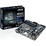 Placa Mae Intel 1151 B250M-A Prime Ddr4 Hdmi/Dvi/Vga Asus