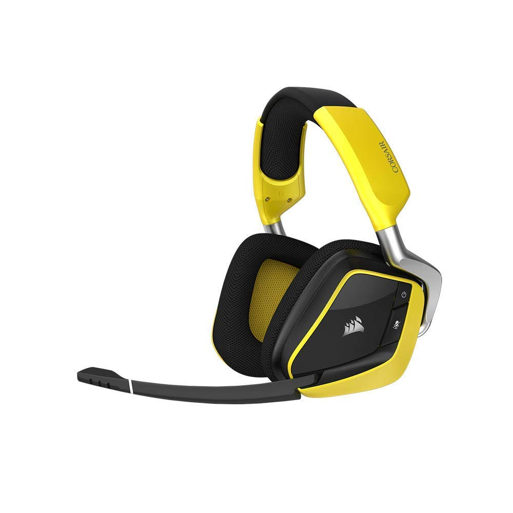 Corsair Gaming Headset VOID PRO RGB USB (PC, USB, Dolby 7.1) nero, Colore:Carbonschwarz, CE Serie:USB