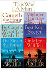 Jeffrey Archer The Clifton Chronicles Series 7 Books Collection Set Paperback