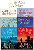 Jeffrey Archer The Clifton Chronicles Series 7 Books Collection Set