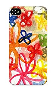 Armandcaron Snap On Hard Case Cover Fresh Flowers Protector For Iphone 5/5s hjbrhga1544