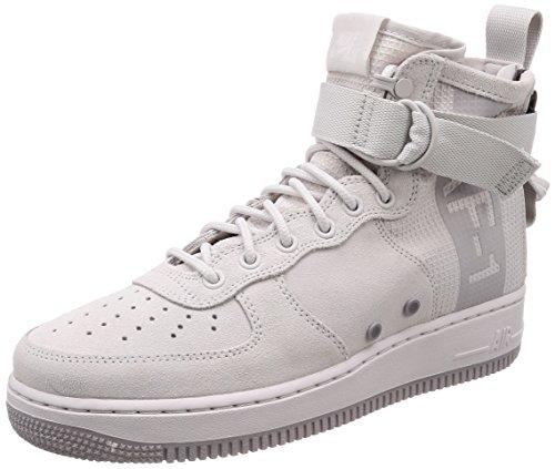 Mid SF da Ginnastica Af1 Vapste Nike Atmosphere Grey Grey Uomo Scarpe 001 Suede Grigio qE6gdd4