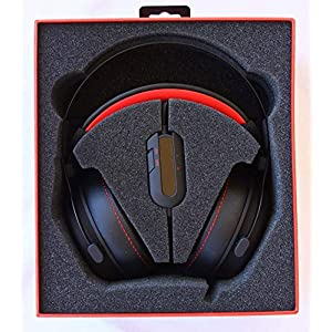 GRMN Gaming Headset or Headphones - Xbox One, PS4, PC, Mobile Compatible 3.5mm Includes mic, Wonderful Sound