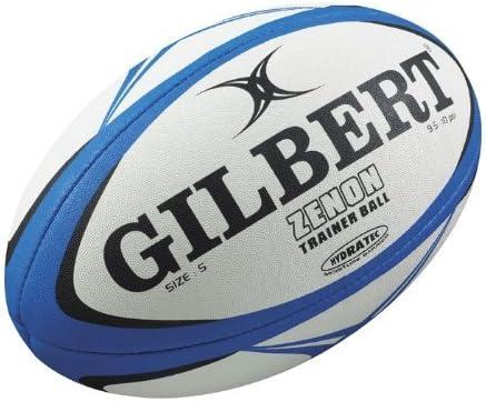 Gilbert Zenon Rugby - Balón de Fitness y Rugby para Hombre, tamaño 4 UK, Color 73: Amazon.es: Deportes y aire libre