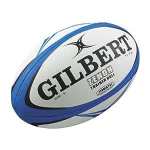 Gilbert Zenon Rugby - Balón de Fitness y Rugby para Hombre, tamaño ...